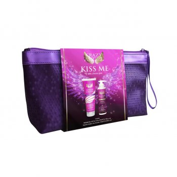 Crazy Angel Kiss Me Tanning Gift Set