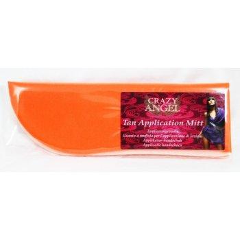 Crazy Angel Tan Application Mitt (Orange)