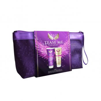 Crazy Angel Tease Me Tanning Gift Set
