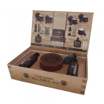 Dear Barber Hair Care Gift Collection