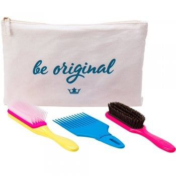 Denman Be Original Curl Definition Kit