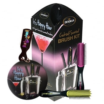 Denman Cocktail Scented Brush Set