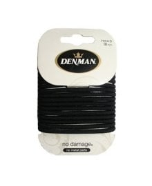 Elastic Bands 4mm x 18 Black