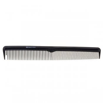Denman Small Cutting Comb Black 175mm