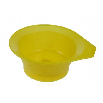 Denman Standard Tint Bowl Yellow
