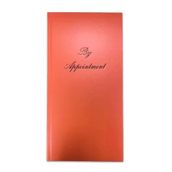 Dennis Williams Appointment Book 3-Assistant Orange Premium