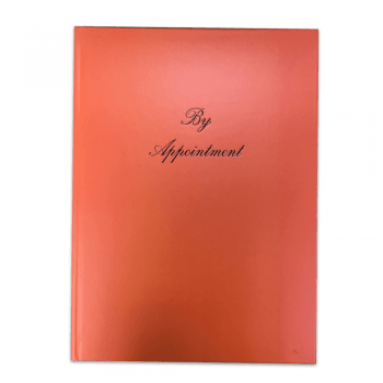 Dennis Williams Appointment Book 6-Assistant Orange Premium