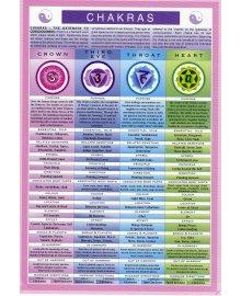 Chakra Mini Chart