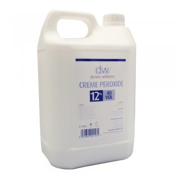 Dennis Williams Creme Peroxide 12% 40 Vol 4 Litre