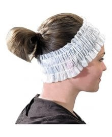 Disposable Headbands x 100