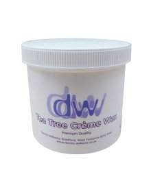 DW Premium Tea Tree Crème Wax 425g