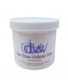 DW Premium Tea Tree Crème Wax 425g