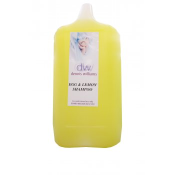 Dennis Williams Egg & Lemon Shampoo 4 Litre