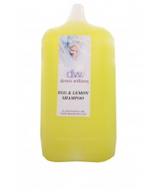 Egg & Lemon Shampoo 4 Litre