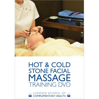 Dennis Williams Hot & Cold Stone Facial Massage Training DVD