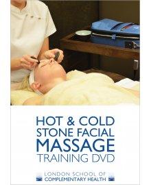 Hot & Cold Stone Facial Massage Training DVD
