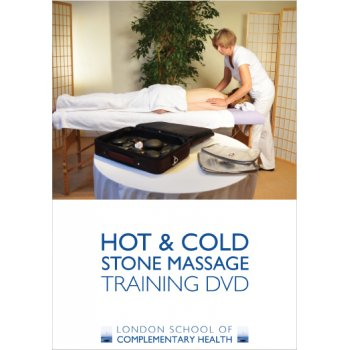 Dennis Williams Hot & Cold Stone Massage Training DVD