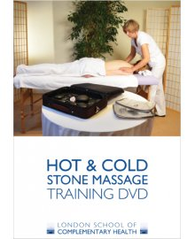 Hot & Cold Stone Massage Training DVD