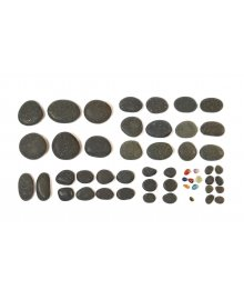 Hot Stone 50 Piece Set