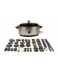 Hot Stone 6 Quart Heater 70 Piece Set