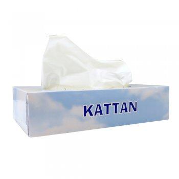 Dennis Williams Katan White Standard Tissues x100 Box
