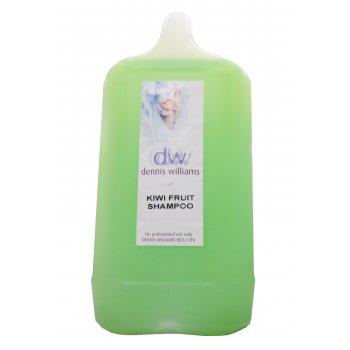 Dennis Williams Kiwi Fruit Shampoo 4 Litre