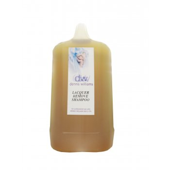 Dennis Williams Laquer Remove Shampoo 4 Litre