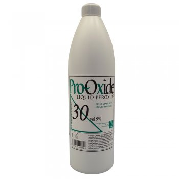 Dennis Williams Liquid Peroxide 9% 30 Vol 1 Litre