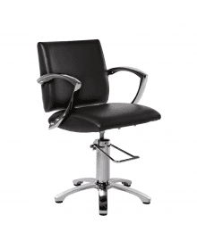 Monaco Hydraulic Chair Black