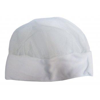 Dennis Williams Net Crown Headband White