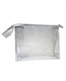PVC Clear Zip Bag