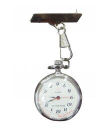 Silver Fob Watch