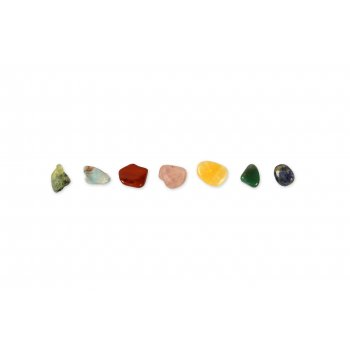 Dennis Williams Small Chakra 7 Piece Set