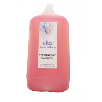Dennis Williams Strawberry Shampoo 4 Litre