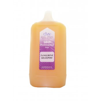 Dennis Williams Tangerine Shampoo 4 Litre