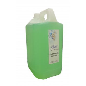 Dennis Williams Tea Tree Oil Shampoo 4 Litre