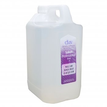 Dennis Williams Water Soluble Lacquer 4 Litre