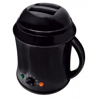 Deo 1000cc Analogue Wax Heater Black