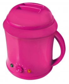 1000cc Analogue Wax Heater Pink