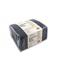 Disposable Salon Towels Black x 50