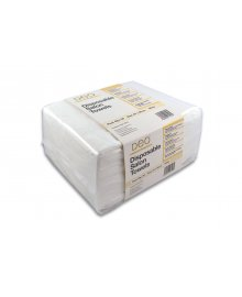 Disposable Salon Towels White x 50