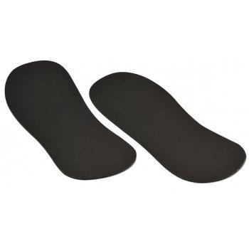 Deo Sticky Feet Black Pair x 25