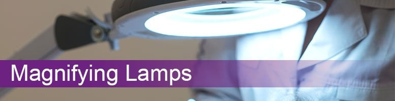 Professional Beauty Magnifying Lamps