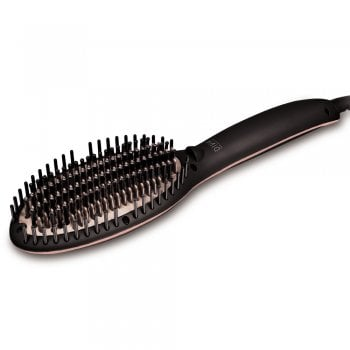Diva Precious Metals Straight & Style Speed Brush Rose Gold