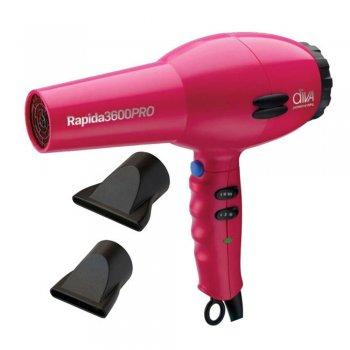 Diva Rapida 3600 Pro Hair Dryer Pink