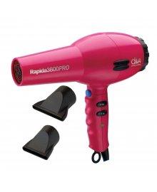 Rapida 3600 Pro Hair Dryer Pink