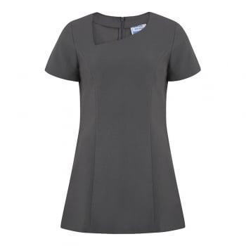 Dream Design Workwear Jacy Tunic Grey Size 10