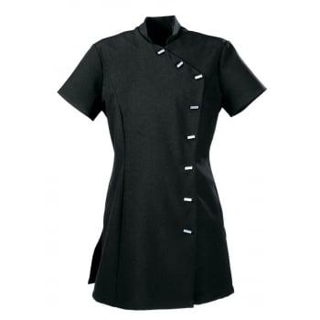 Dream Design Workwear Jasmine Tunic Black Size 16