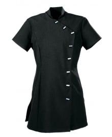 Jasmine Tunic Black Size 16