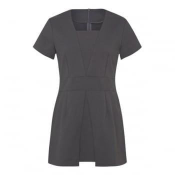 Dream Design Workwear Jenna Tunic Grey Size 20